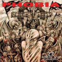 Purchase Phobia - 22 Acts Of Random Violence