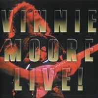 Purchase Vinnie Moore - Live!