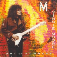 Purchase Vinnie Moore - Out Of Nowhere