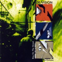 Purchase De/Vision - Boy on the Street (Re-Release) (MCD)