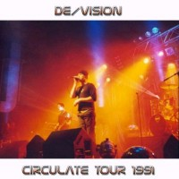 Purchase De/Vision - Circulate (Live Bootleg) CD1