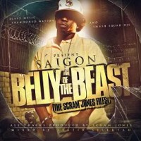 Purchase Saigon - Belly Of The Beast