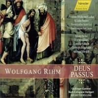 Purchase Wolfgang Rihm - Deus Passus CD1