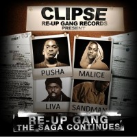Purchase Clipse - Re-Up Gang