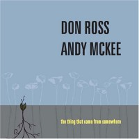 Purchase Don Ross & Andy McKee - The Thing That Came From Somewhere