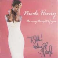 Purchase Nicole Henry - The Very Thought of You