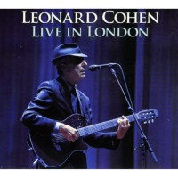 Purchase Leonard Cohen - Live in London CD1