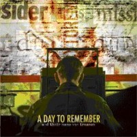 Purchase A Day To Remember - And Their Name Was Treason