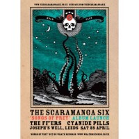 Purchase The Scaramanga Six - Songs Of Prey
