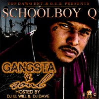 Purchase Schoolboy Q - Gangsta & Soul
