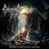 Purchase Carnophage - Deformed Future // Genetic Nightmare