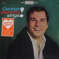 Purchase George Maharis - George Maharis Sings!
