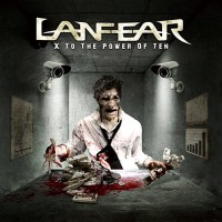 Purchase Lanfear - X To The Power Of Ten