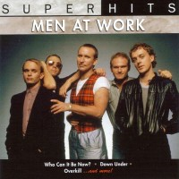 Purchase Men At Work - Super Hits