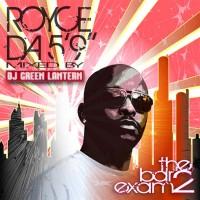"""Purchase Royce Da 5'9"""" - The Bar Exam 2"""