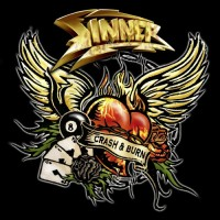 Purchase Sinner - Crash & Burn