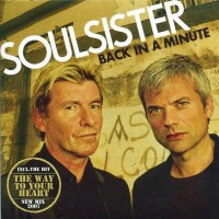 Purchase Soulsister - Back In A Minute (CDS)