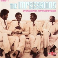 Purchase The Impressions - Changing Impressions CD1