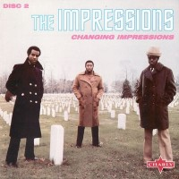 Purchase The Impressions - Changing Impressions CD2