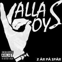 Purchase Valla Boys - 2 År På Spår
