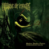 Purchase Cradle Of Filth - Harder, Darker, Faster: Thornography Deluxe