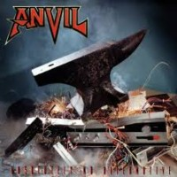 Purchase Anvil - Absolutely No Alternative