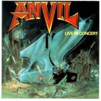 Purchase Anvil - Past and Present (Live in Concert)
