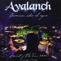 Purchase Avalanch - Caminar Sobre El Agua CD1