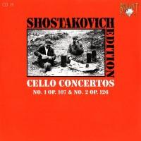 Purchase Dmitri Shostakovich - Shostakovich Edition: Cello Concertos (No.1 Op.107, No.2 Op.126)