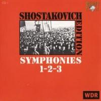 Purchase Dmitri Shostakovich - Shostakovich Edition: Symphonies 1-2-3