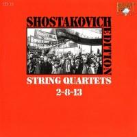 Purchase Dmitri Shostakovich - Shostakovich Edition: String Quartets 2-8-13