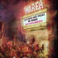 Purchase Marea - Las Putas Mas Viejas Del Mundo CD1
