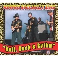 Purchase Memphis Rockabilly Band - Roll, Rock & Rhythm