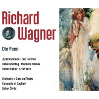 Purchase Richard Wagner - Die Kompletten Opern: Die Feen CD1