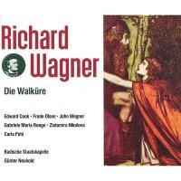 Purchase Richard Wagner - Die Kompletten Opern: Die Walküre CD4