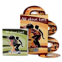 Purchase VA - All About Funk CD4