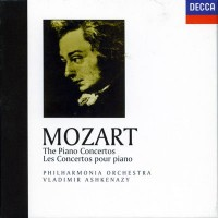 Purchase Wolfgang Amadeus Mozart - The Piano Concertos CD07