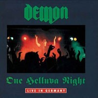 Purchase Demon - One Helluva Night - Live In Germany