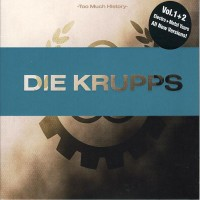 Purchase Die Krupps - Too Much History CD1