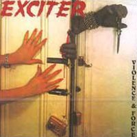 Purchase Exciter - Violence & Force