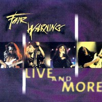 Purchase Fair Warning - Live & More