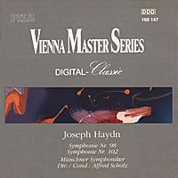 Purchase Franz Joseph Haydn - Symphonies 98 & 102