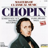 Purchase Frederic Chopin - Masters Of Classical Music, Vol. 8