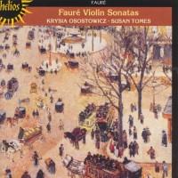 Purchase Gabriel Faure - Violin Sonatas