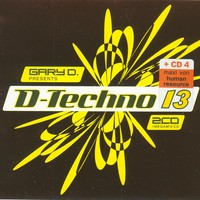 Purchase Gary D - D-Techno 13