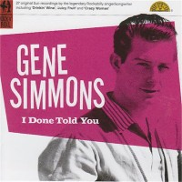 Purchase Gene Simmons - I Done Told You