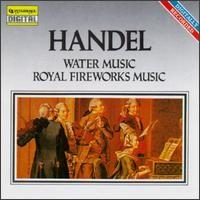 Purchase Georg Friedrich Händel - Water Music, Royal Fireworks Music