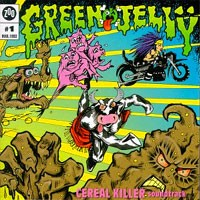 Purchase Green Jelly - Cereal Killer Soundtrack