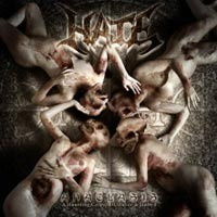 Purchase Hate - Anaclasis - A Haunting Gospel Of Malice & Hatred