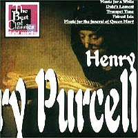Purchase Henry Purcell - Music For A While